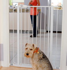 Bettacare Child & Pet Gate 75 - 83cm weiss