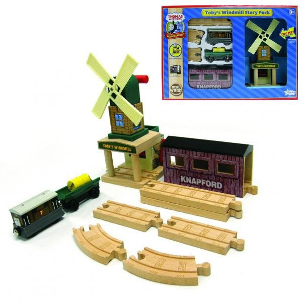 Thomas&Friends Windmühle Set