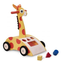 Wonderworld Giraffe Walker