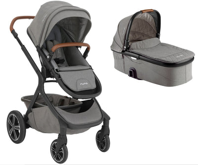 Nuna Demi Grow Kinderwagen mit Babywanne oxford