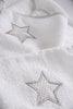 Roba Home 3er Set Kapuzenhandtuch - Little Stars