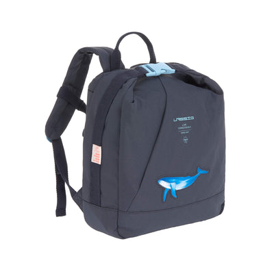Lässig Kindergartenrucksack - Mini Backpack Ocean navy