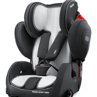 Recaro Air Mesh Bezug  - Young Sport Hero 2020