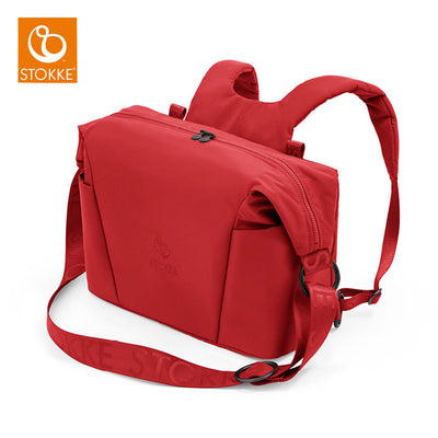 Stokke Xplory X Wickeltasche Ruby Red