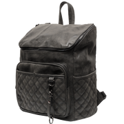Little Company Lisbon Diaper Backpack Quilted black