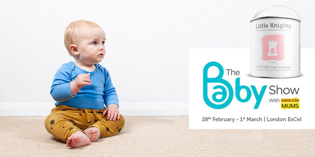 Little Knights returns to The Baby Show 2020