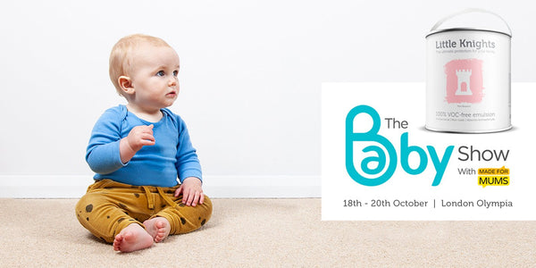 Little Knights returns to The Baby Show this Autumn