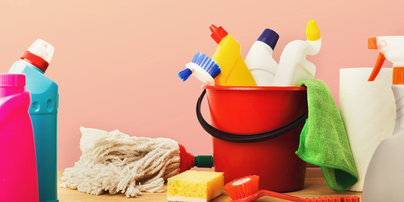 Could spring cleaning products affect your health?