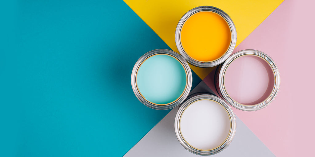 The perfect paint colours for every room in your home