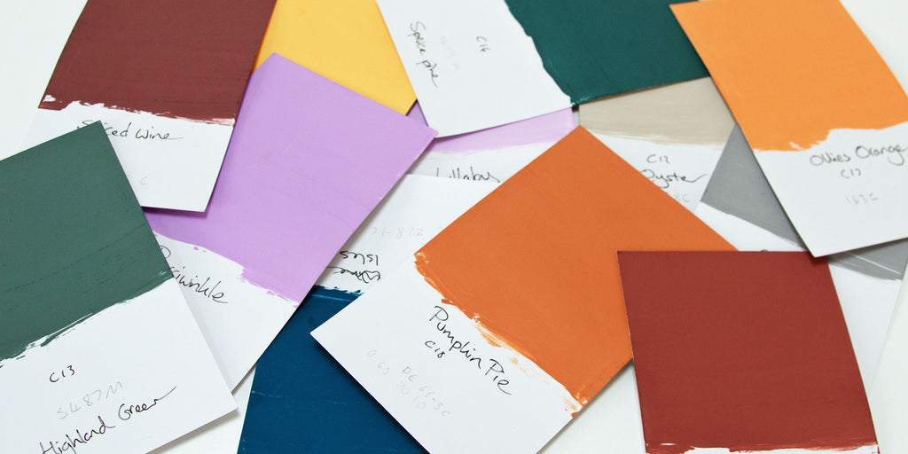 Introducing 12 beautiful new colours
