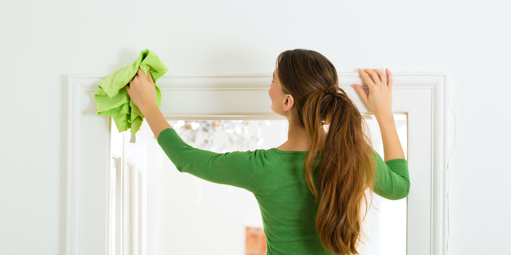 Managing mould growth in the home