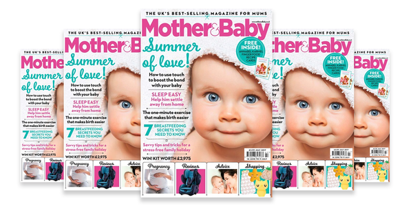 Little Knights featured in Mother & Baby Magazine