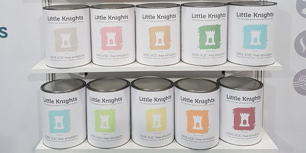 New additions to the Little Knights range