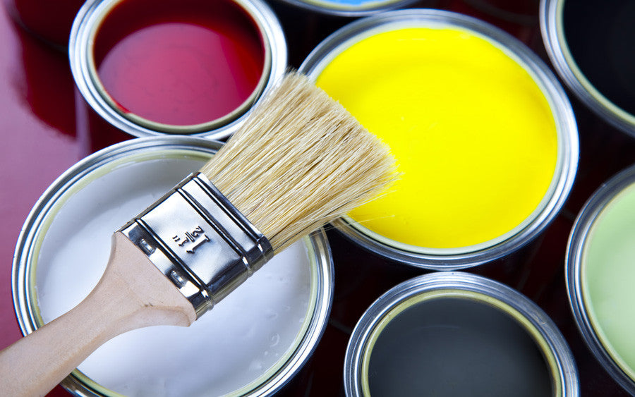 How dangerous are paint fumes?