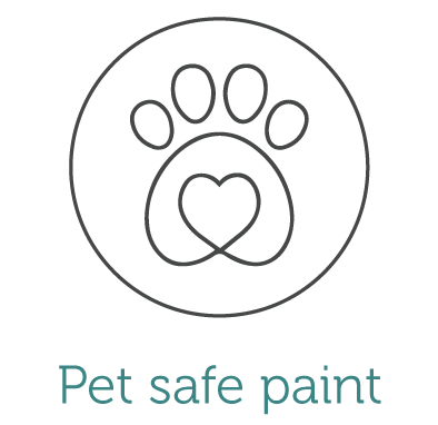 pet safe paint