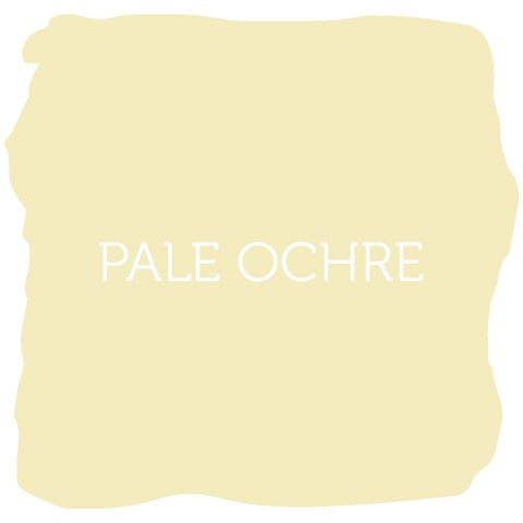 Pale yellow baby safe paint