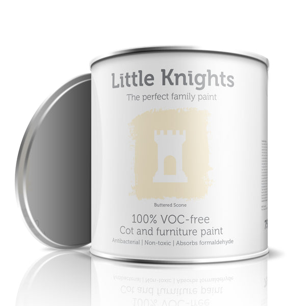 Buttered Scone - Furniture paint - 100ml Sample Tin