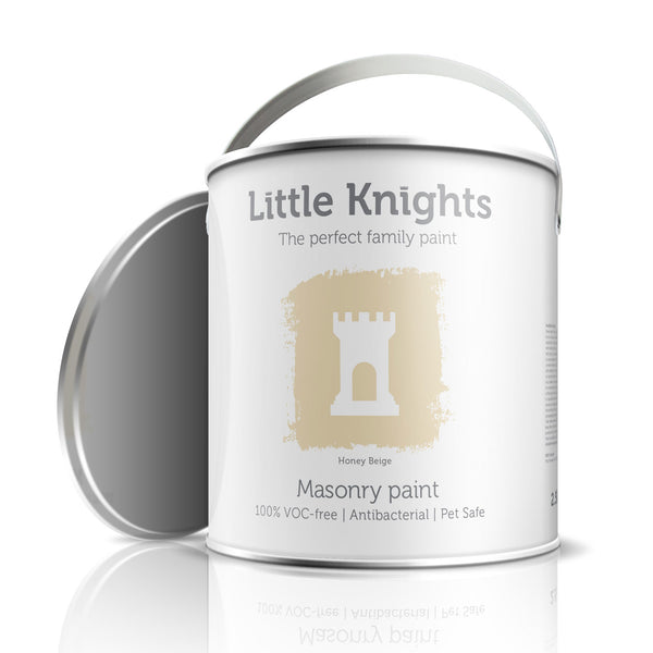 Honey Beige - Masonry paint - 100ml Sample Tin