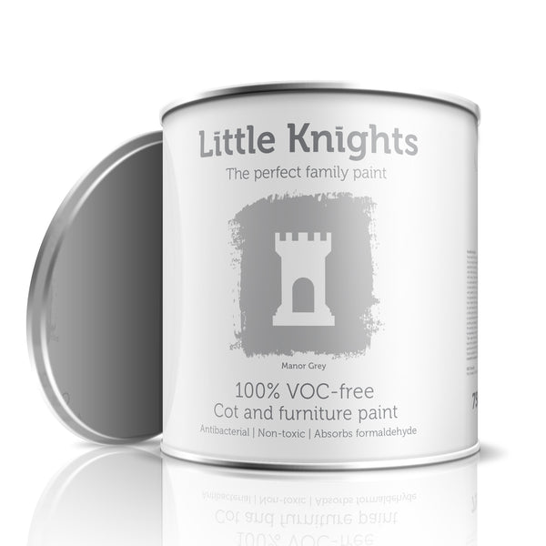Manor Grey - Furniture paint - 100ml Sample Tin