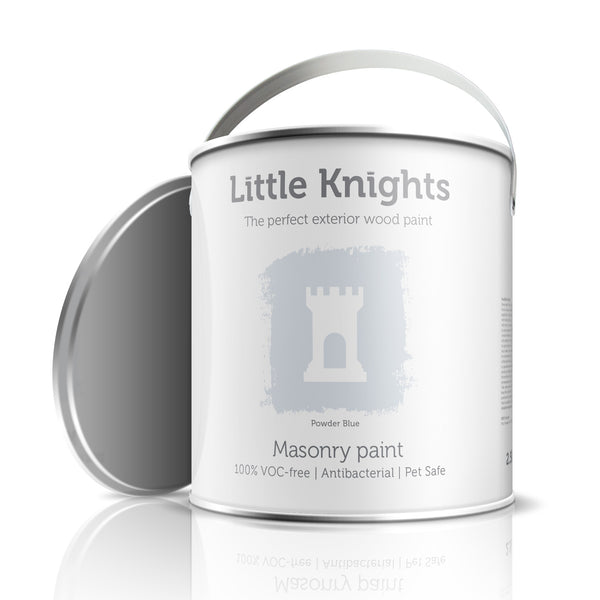 Powder Blue - Masonry paint - 100ml Sample Tin