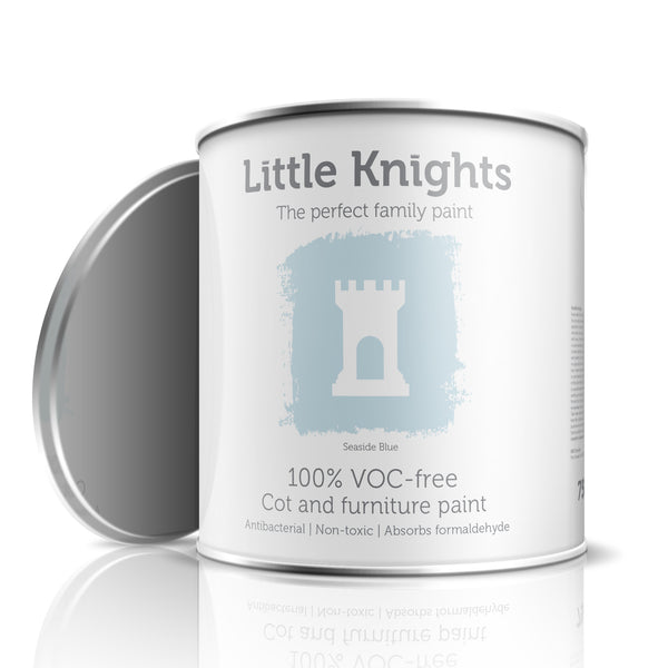 Seaside Blue - Furniture paint - 100ml Sample Tin
