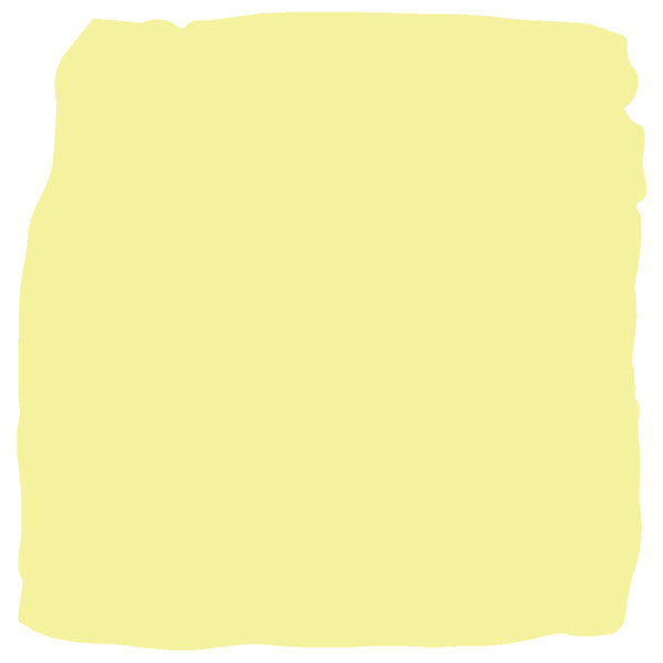Yellow baby safe nursery paint