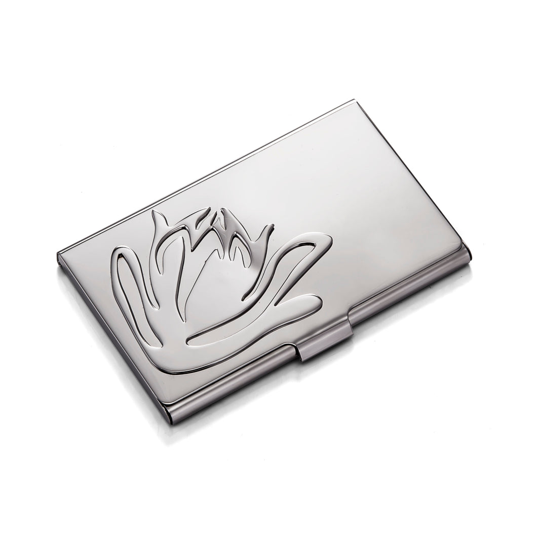 BUSINESS CARD CASE - protea