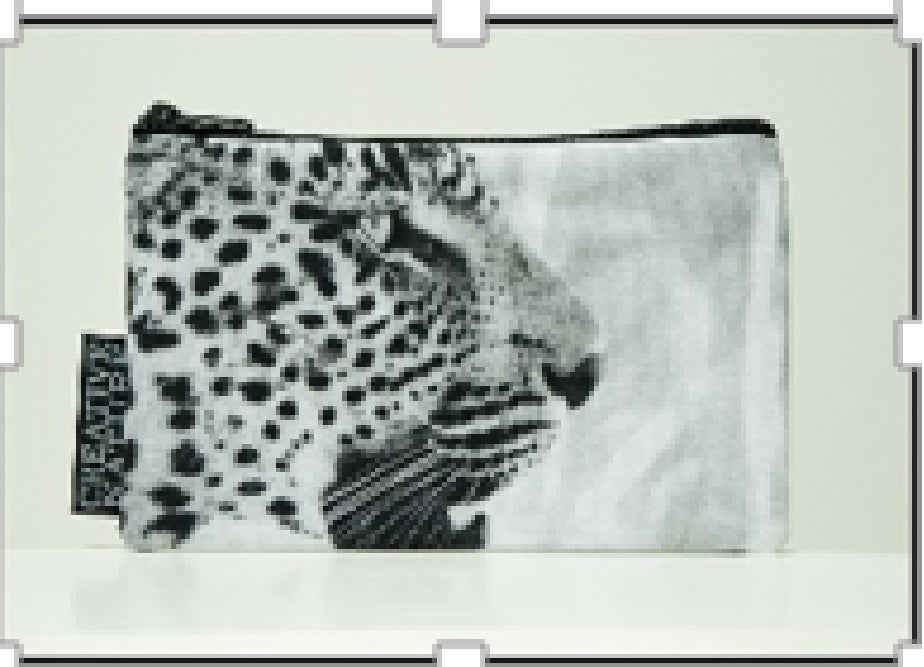 ACCESSORY BAG - Leopard head