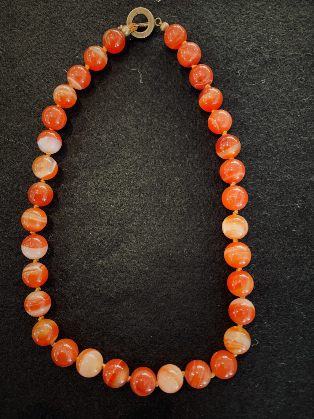 NECKLACE agate