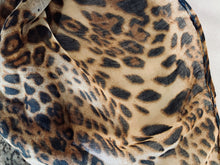 Load image into Gallery viewer, SCARF African leopard