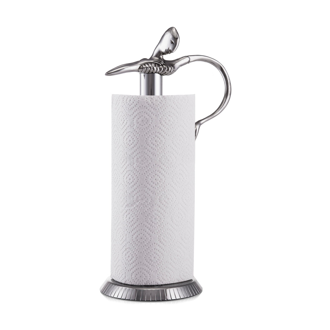 PAPER TOWEL HOLDER - woman