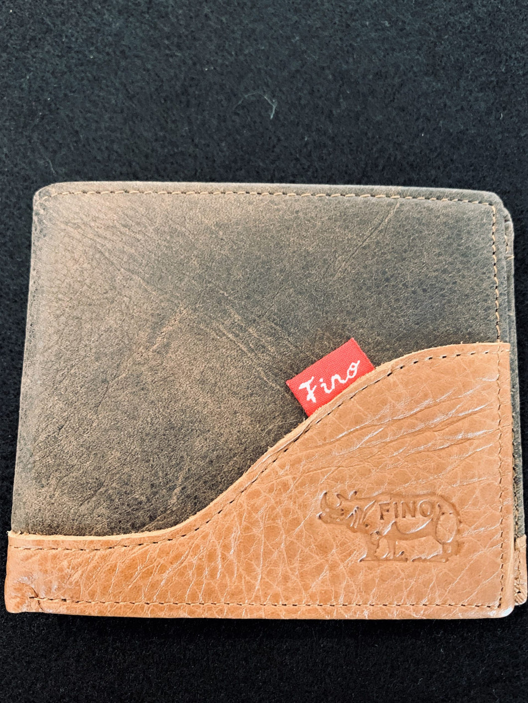 WALLET men's leather