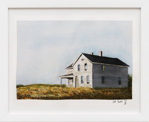 Jay Samit - Kansas Farmhouse