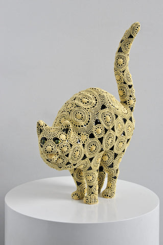 Joana Vasconcelos - Cheshire Cat, 2014