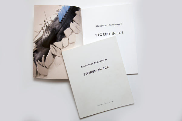 Stored in Ice Exhibition Catalog