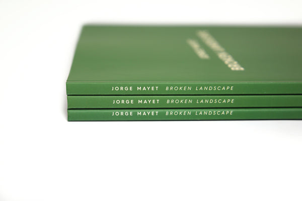 Broken Landscape Exhibition Catalog