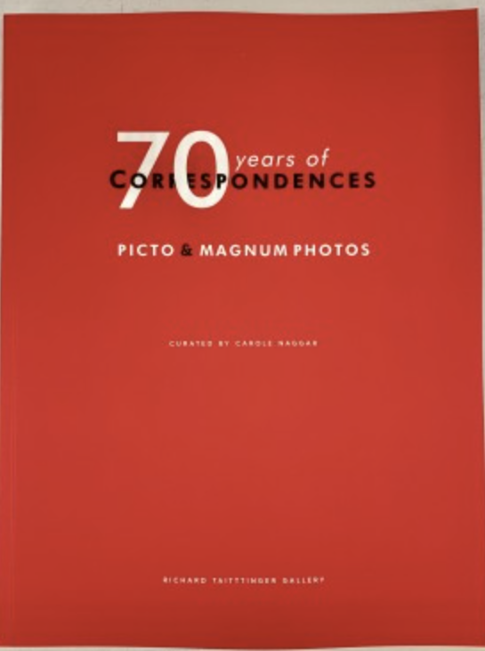 70 Years of Correspondences: PICTO & MAGNUM Photos