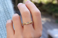 Load image into Gallery viewer, Tanzanite Twig Ring