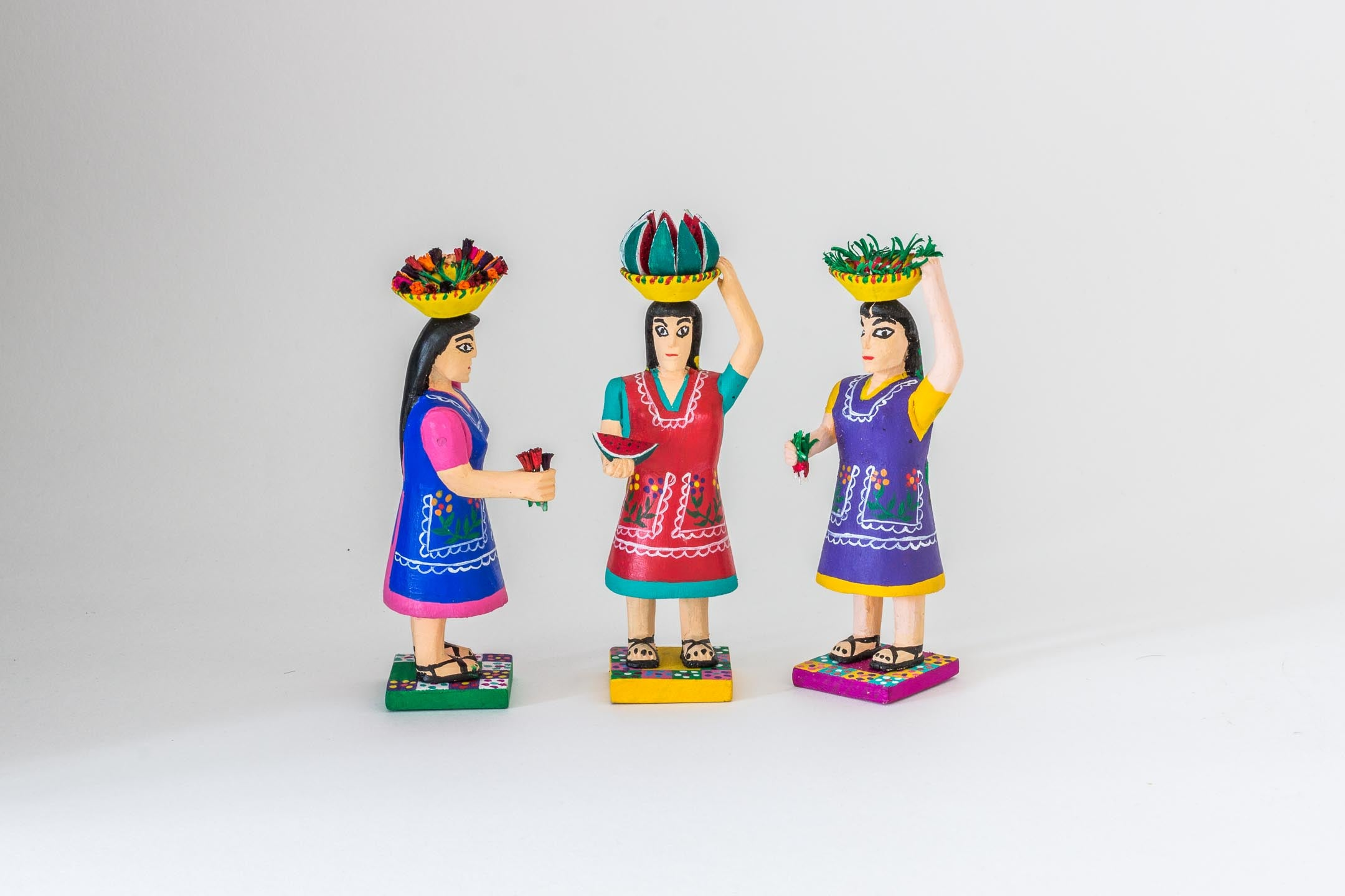 Three Market Women
