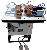 Electroweld Table Mounted Pneumatic Butt Brazing Machine 10KVA (TSP-10BBR)