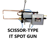 Electroweld X-Type Portable Spot Welding Gun 15KVA (SP-15IT-X)
