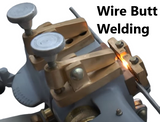 Electroweld Stranded Wire Butt Welder 10KVA (SC-WBW-28CC)