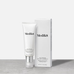 Calmwise Color Correct by Medik8. A  redness neutralizing masking cream.