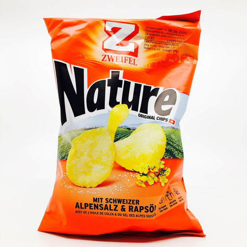 Zweifel Chips Nature 90g
