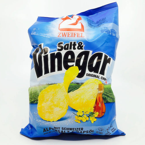 Zweifel Chips Salt & Vinegar