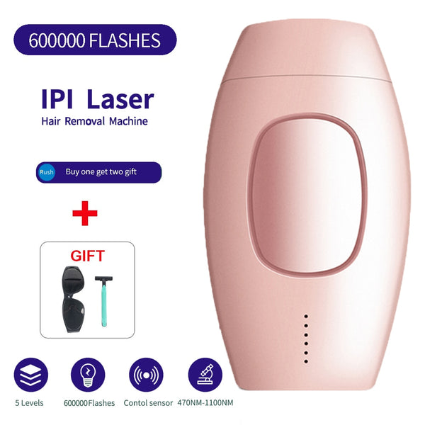 SILKYTOUCH DIY AT-HOME IPL LASER HAIR REMOVAL HANDSET