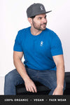 UVZ Classic T-Shirt - Royal Blue