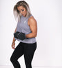 Active Dancer Tank Top - Lava Grey
