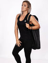 Performance Seamless Vest - Black