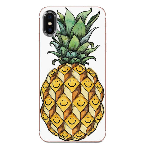Coque Ananas pour Apple iPhone  11